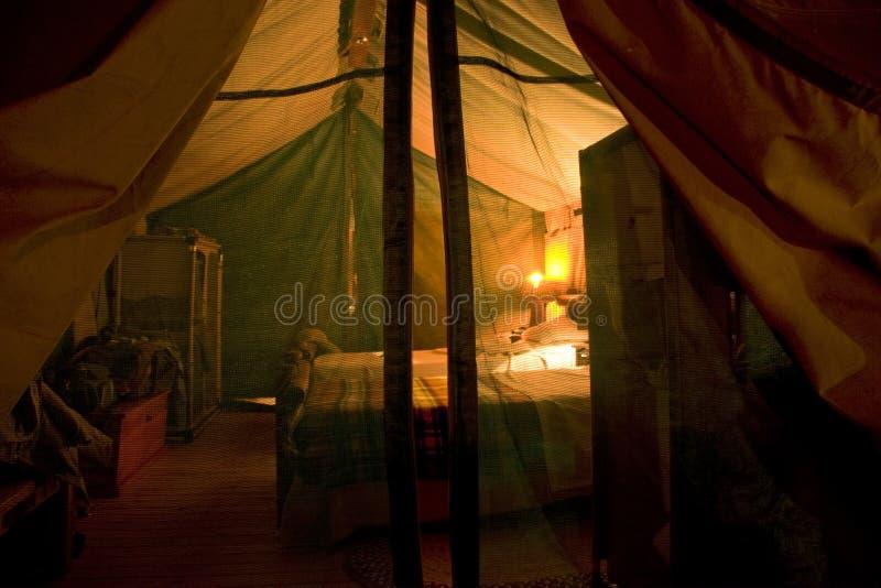 Estilo de acampamento imagens de stock