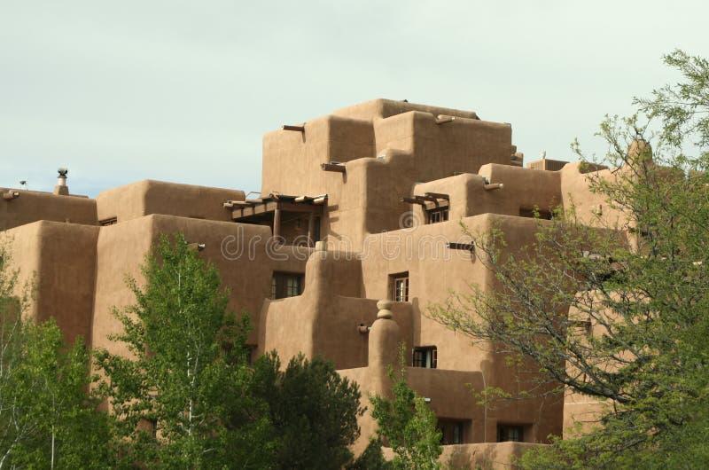 Estilo de Santa Fe fotos de stock royalty free