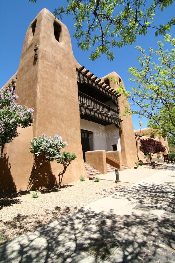 Estilo de Santa Fe fotografía de archivo libre de regalías