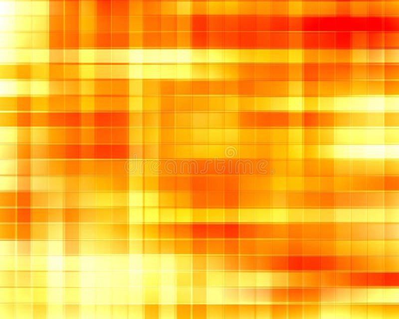 Estilo de Techno ilustración del vector