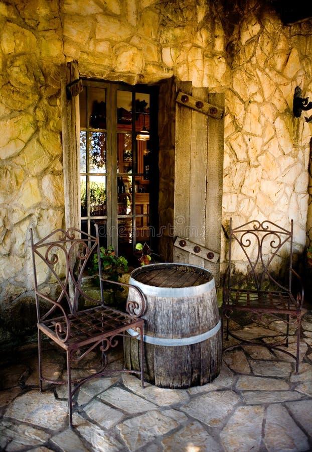 Estilo de Tuscan fotos de stock royalty free