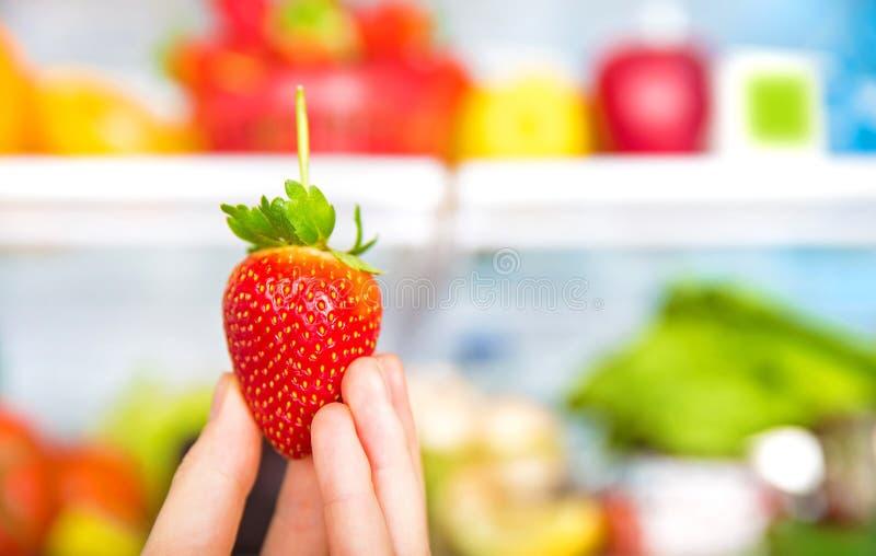 Estilo de vida saudável comer imagens de stock royalty free