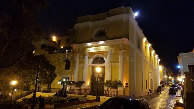 Estilo espanhol A+ do EL Convento do hotel fotografia de stock