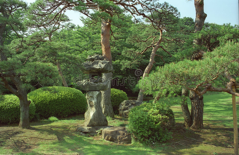 Estilo Japonés Imagenes de archivo