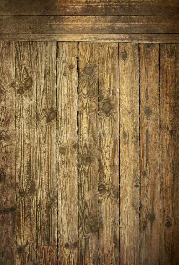 Estilo ocidental selvagem do fundo de madeira fotografia de stock royalty free