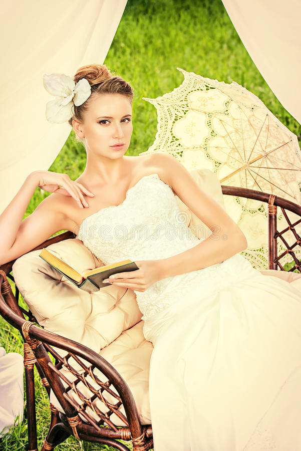 Estilo romântico foto de stock royalty free