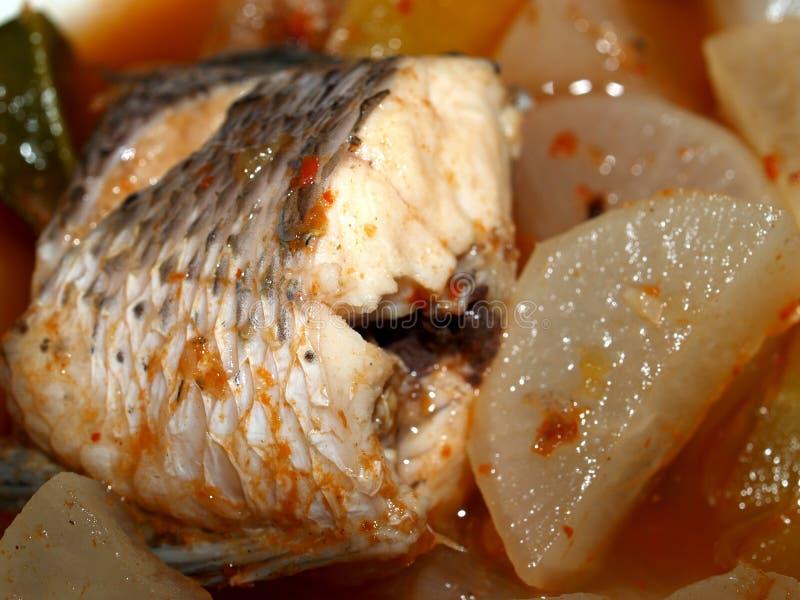 Estilo tailandés 4 del alimento imágenes de archivo libres de regalías