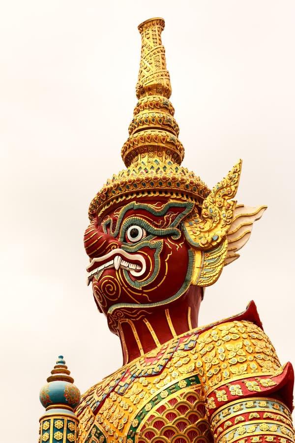 Estilo tailandês gigante fotos de stock