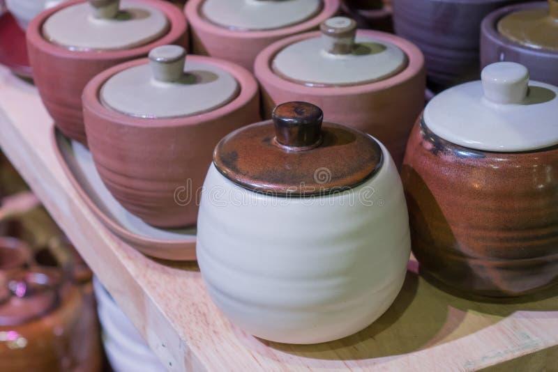 Estilos de cerámica imagen de archivo