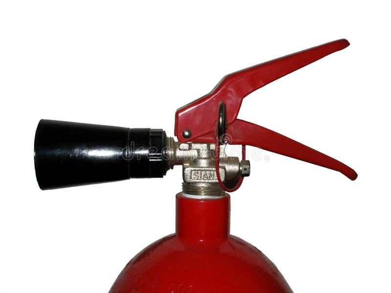 Estinguisher d'incendie image libre de droits