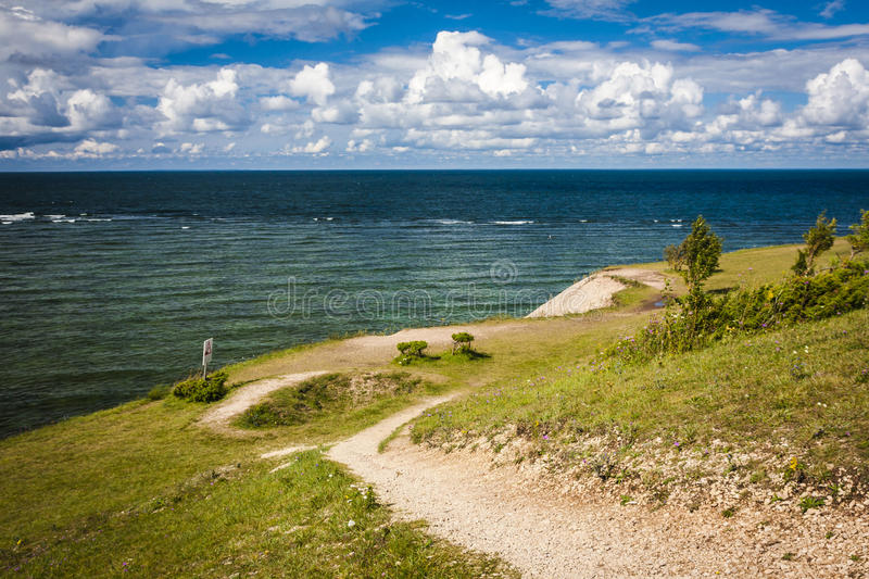 Estland stock afbeelding