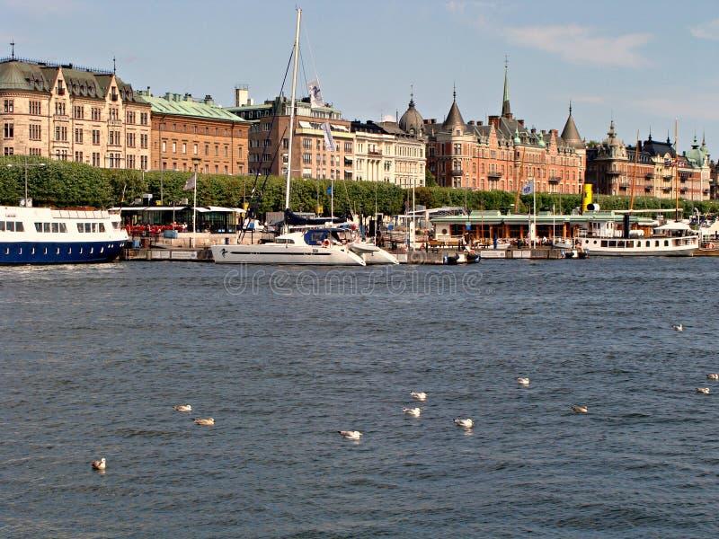 Estocolmo imágenes de archivo libres de regalías