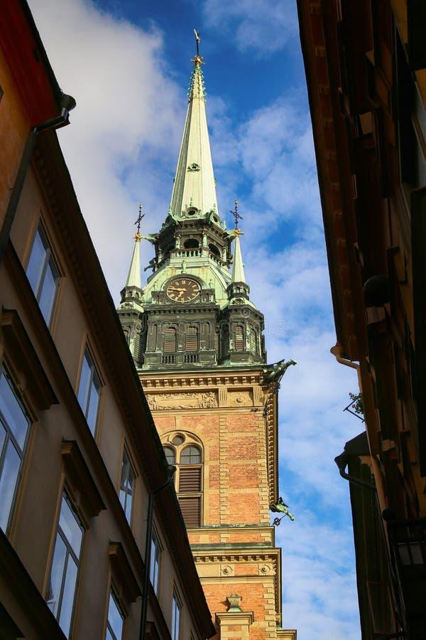 Estocolmo, Suecia imagenes de archivo