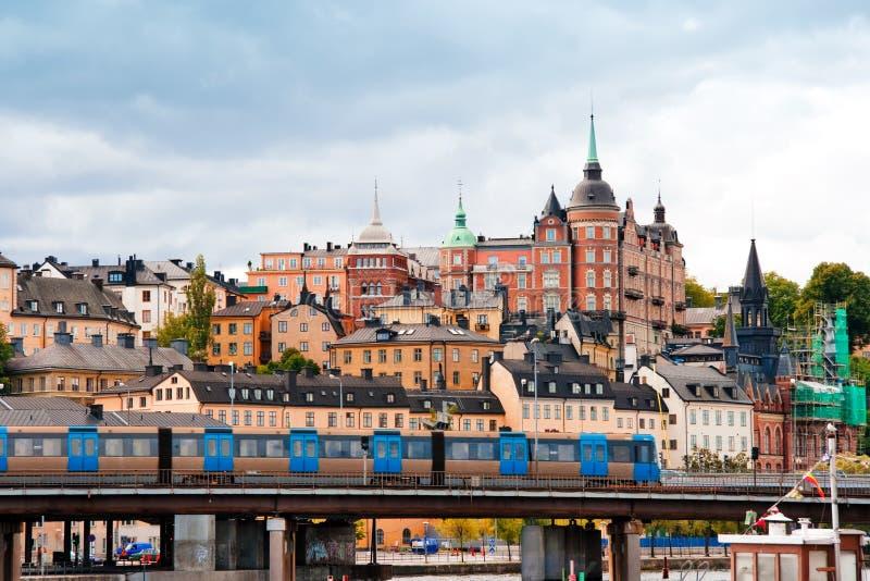 Estocolmo. Suecia fotos de archivo