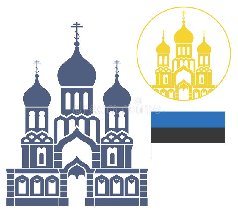 Estonia libre illustration