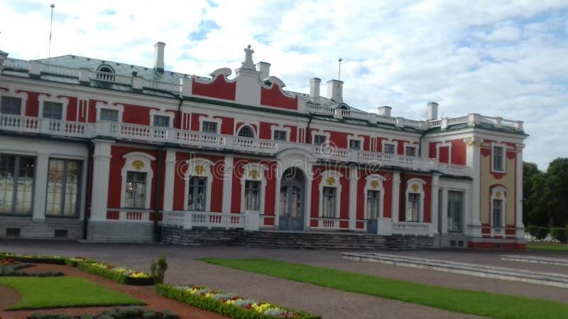 Estonia, kadriorg palace stock photos