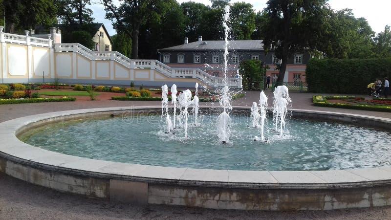 Estonia, kadriorg palace royalty free stock photos