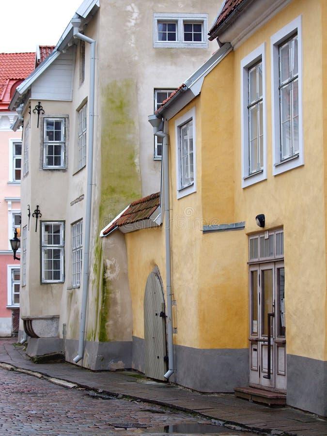 Estonia, Tallinn, Stary miasteczko fotografia royalty free