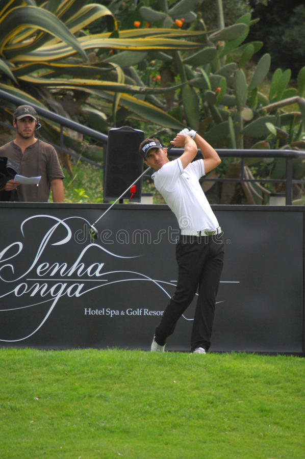 Estoril Open de Portugal 2010, Penha Longa GC, A royalty free stock photo