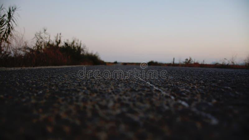 A estrada ao céu imagem de stock royalty free