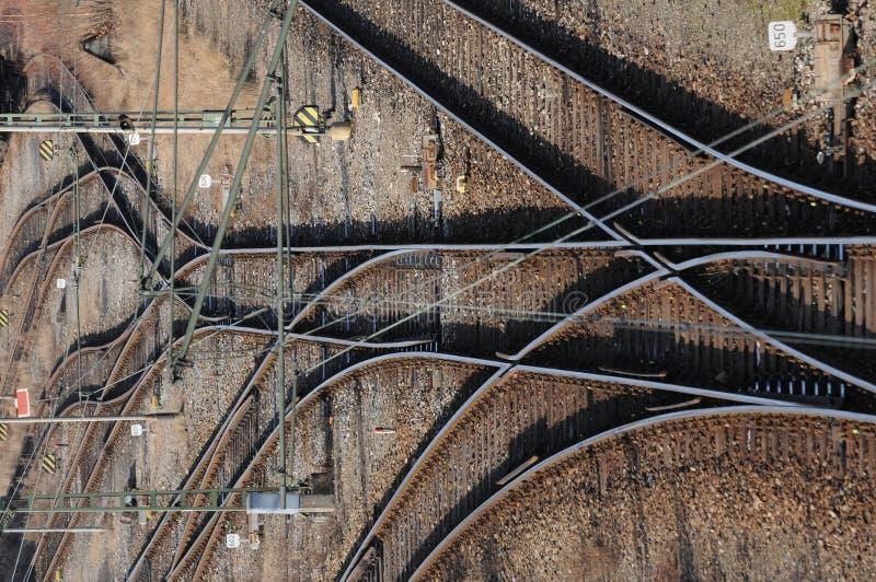 Estrada de ferro 046 imagens de stock