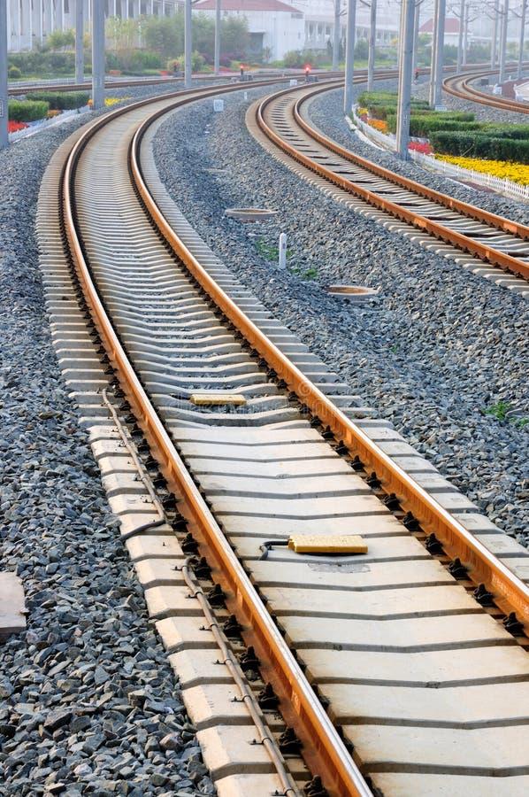 Download Estrada de ferro imagem de stock. Imagem de forward, railway - 16850429