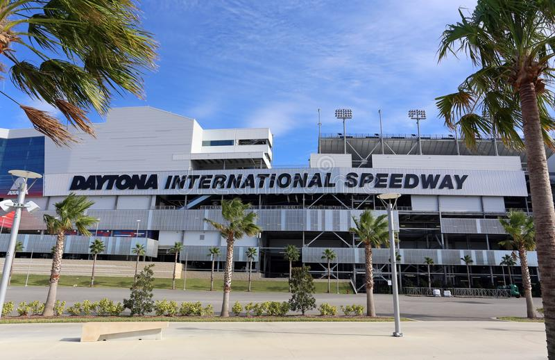 Estrada do International de Daytona imagem de stock