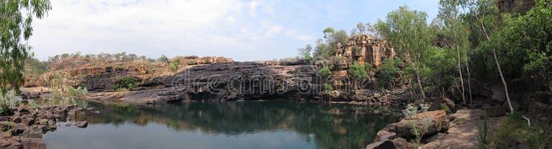 Estrada do rio de Gibb, kimberley, Austrália Ocidental foto de stock royalty free