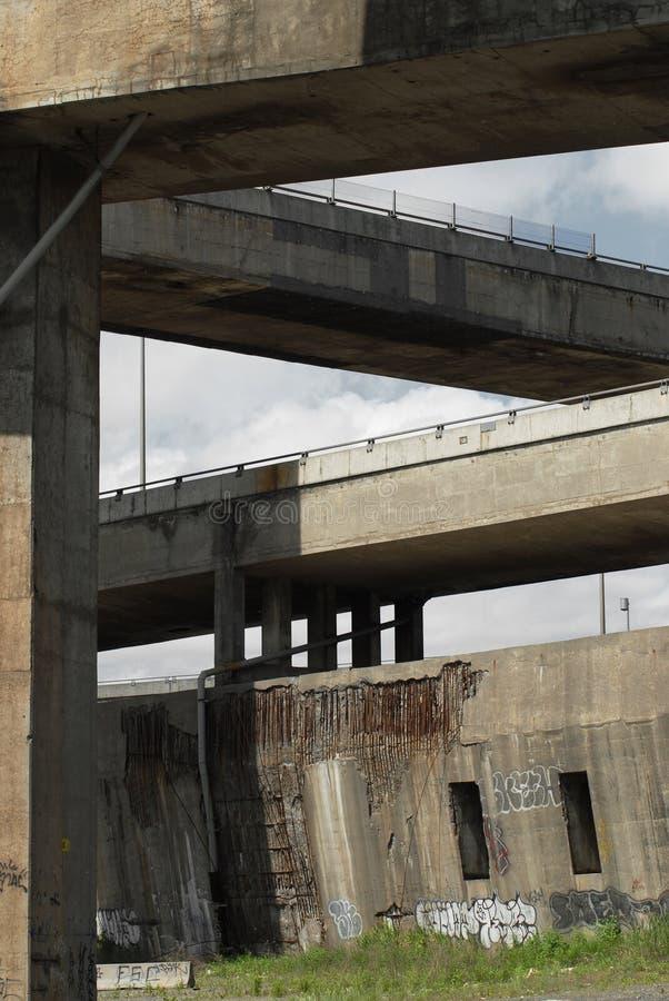 Estrada em Montreal 5 imagens de stock