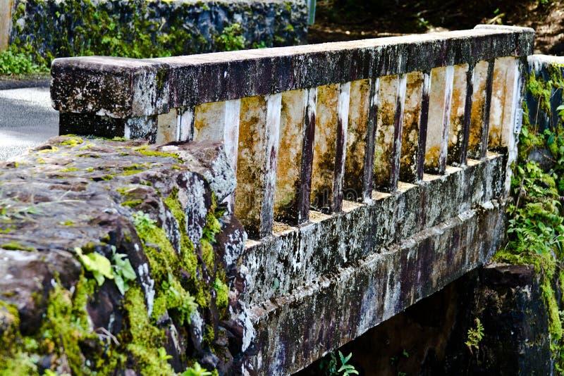 Estrada a Hanna Bridge fotos de stock royalty free