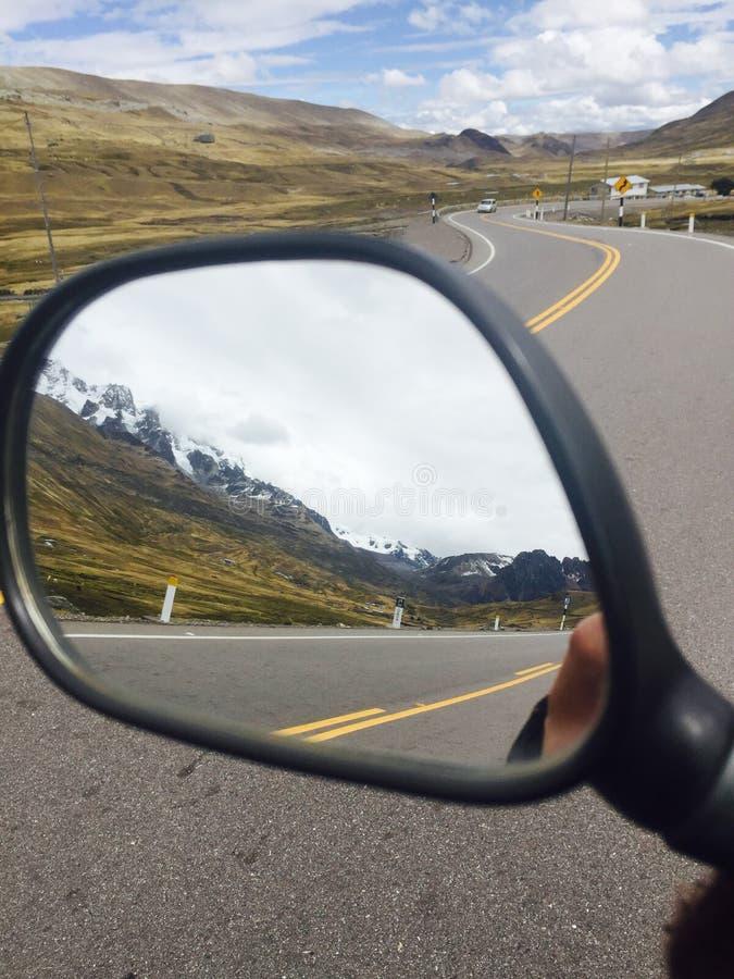 Estrada Para Cusco Peru lizenzfreie stockfotos