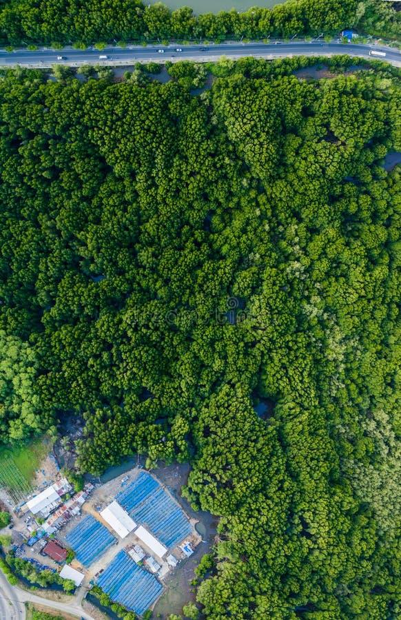 a estrada principal da ilha de Phuket à ilha de Sirey fotos de stock royalty free