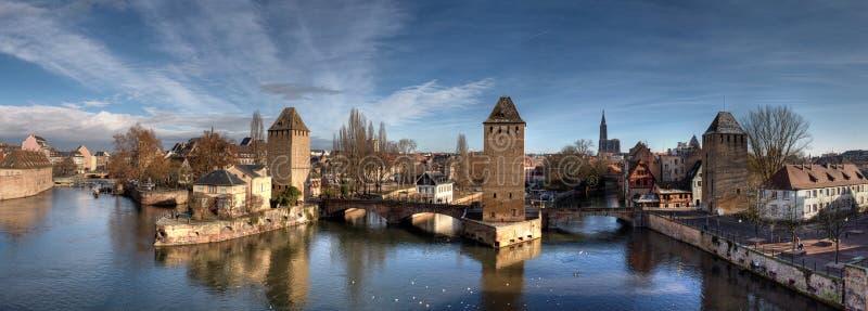 Estrasburgo Francia foto de archivo libre de regalías