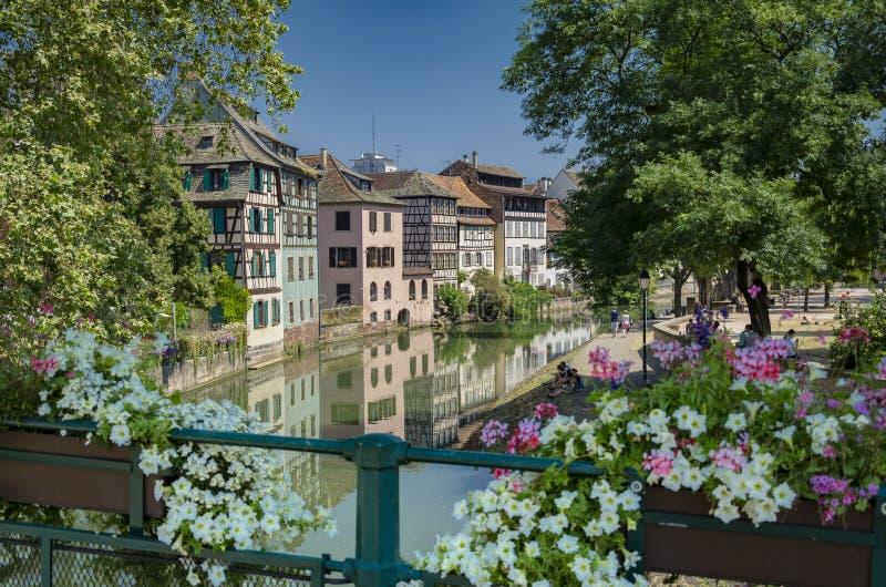 Estrasburgo, Francia imagenes de archivo