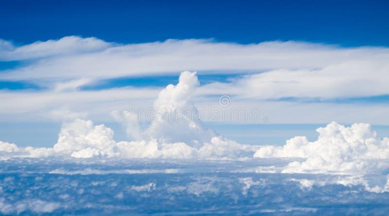 Estratosfera foto de stock
