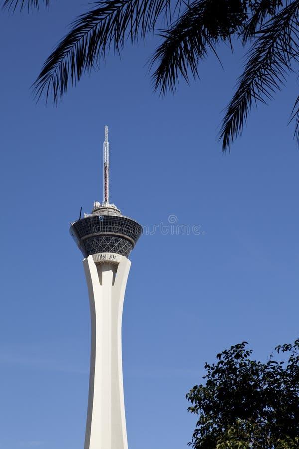 Estratosfera, Las Vegas imagenes de archivo