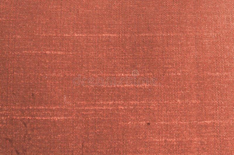 Estratto alto vicino del fondo del tessuto del raso o della seta del tessuto del panno di tela di tessuto leggero con il modello  immagine stock
