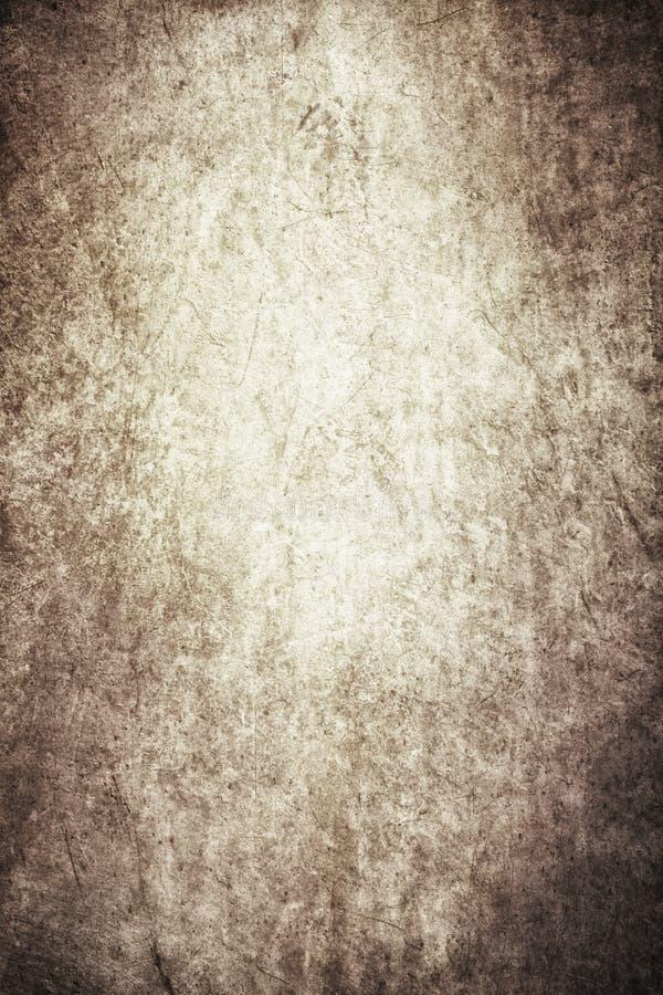 Estratto, antico, di arti, fondo, fondo beige, il nero, difetti, marrone, colore, buio, fondo marrone scuro di lerciume, illustrazione vettoriale