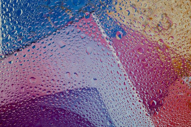 Estratto colorato fotografie stock libere da diritti