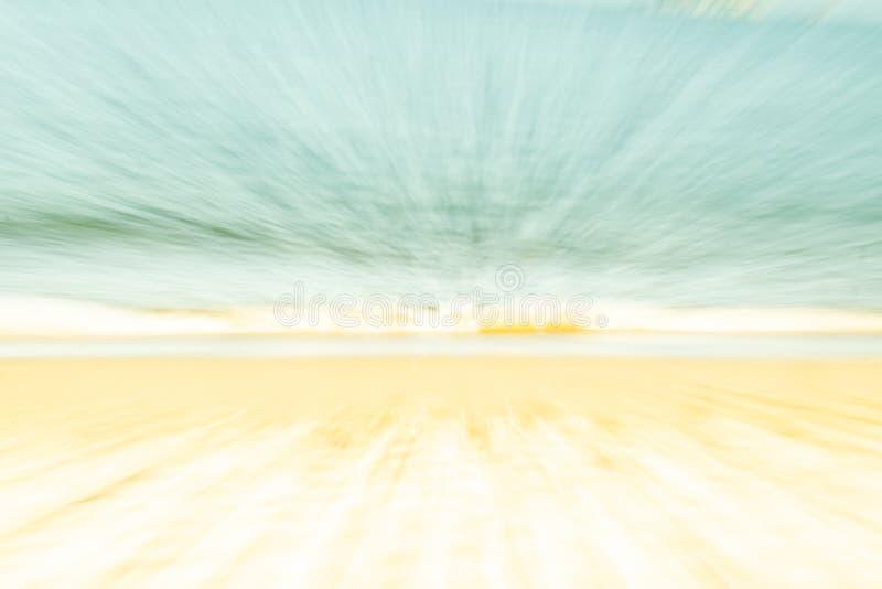 Estratto costiero di tonalità morbide degli ambiti di provenienza immagine stock