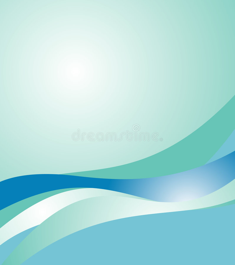 Estratto degli ambiti di provenienza illustrazione vettoriale
