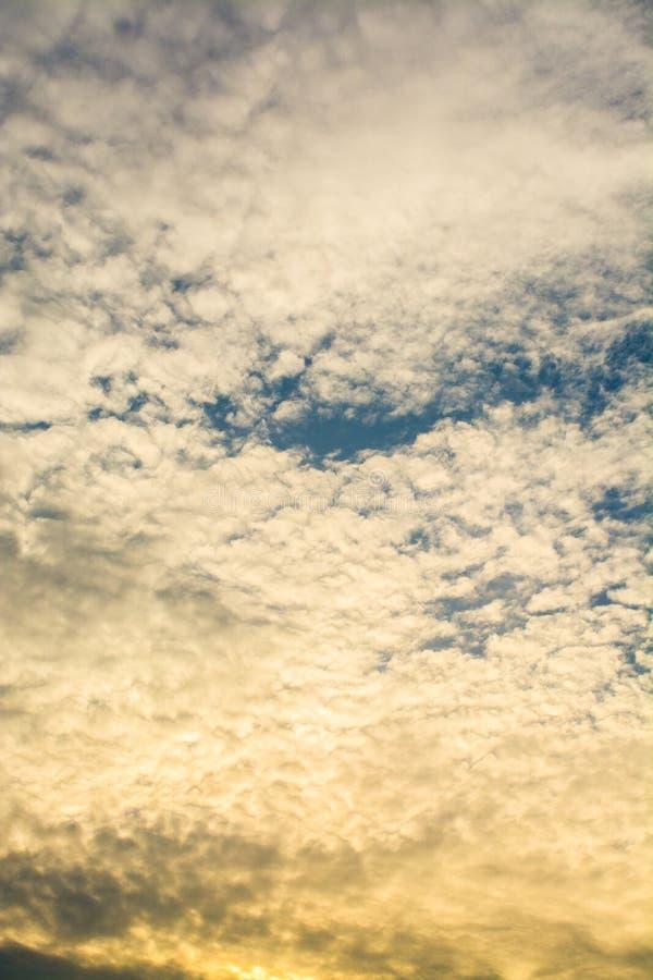 Estratto del cielo fotografia stock libera da diritti