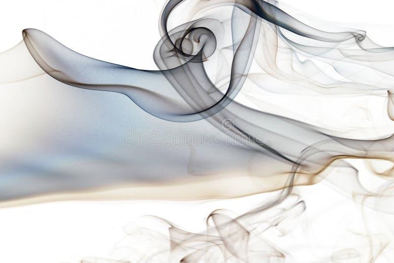 Estratto del fumo illustrazione di stock