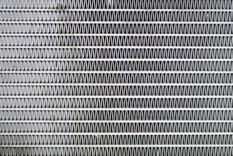Estratto del radiatore dell'automobile immagine stock libera da diritti