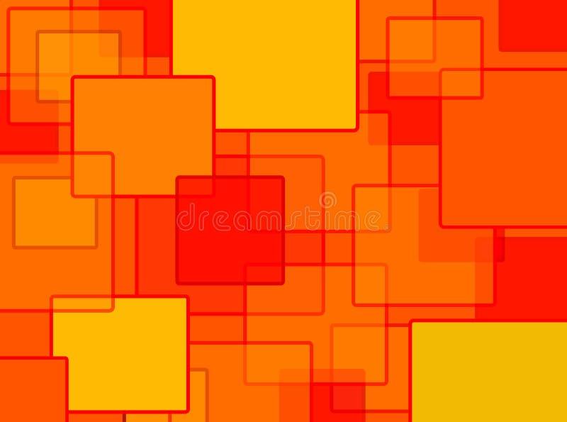 Estratto del reticolo   illustrazione di stock
