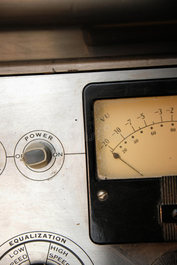 Estratto del sistema acustico illustrazione di stock