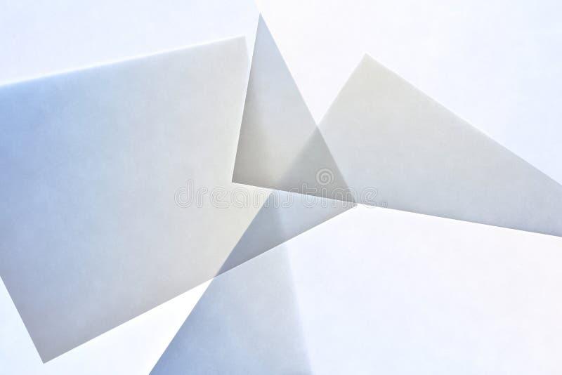 Estratto di carta di struttura di pendenza immagine stock