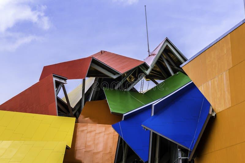 Estratto di Colorfull immagine stock