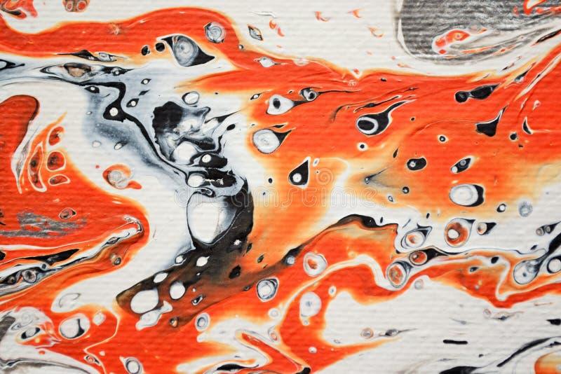 Estratto di turbinio del mandarino immagini stock libere da diritti