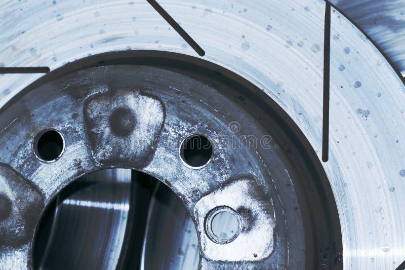 Estratto industriale dei ricambi auto fotografie stock libere da diritti